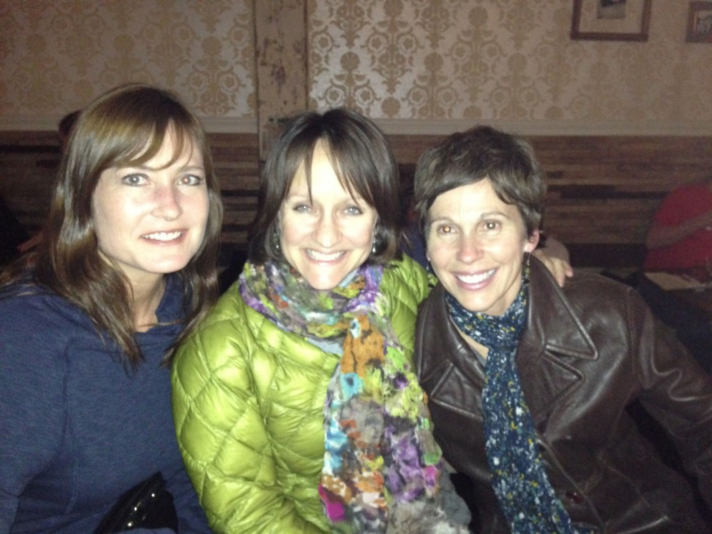 Pam Marjie and Me