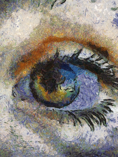 eye art post